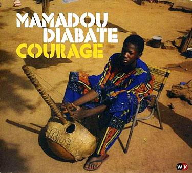 Mamadou Diabate – Courage