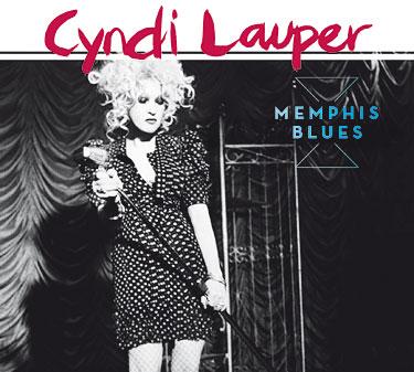 Cyndi Lauper – Memphis Blues