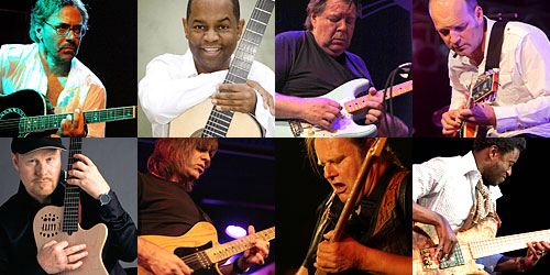 Jazz Fest WIen – Great Guitars